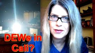 California Fires: Directed Energy Weapons? Smart Meters?
