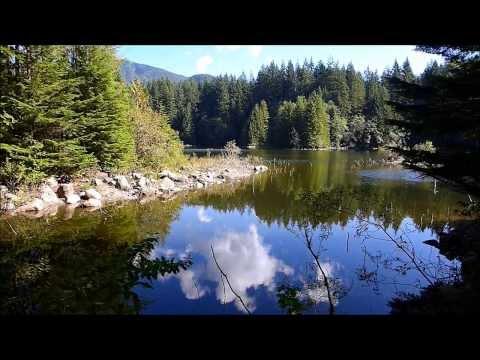 North Vancouver Lynn Canyon Park hiking