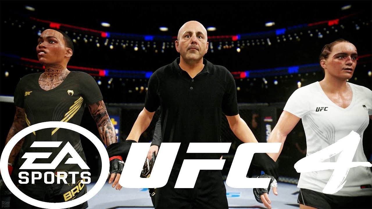 Download I Put Chris Brown in the Women's UFC