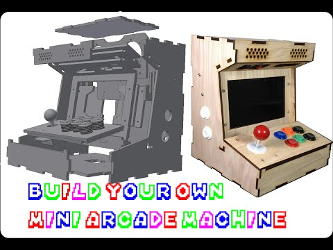 DIY Arcade Cabinet Kits + more  - General Assembly Guide