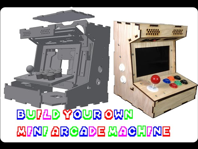 12 ways to build your own retro game machine solutioingenieria Gallery