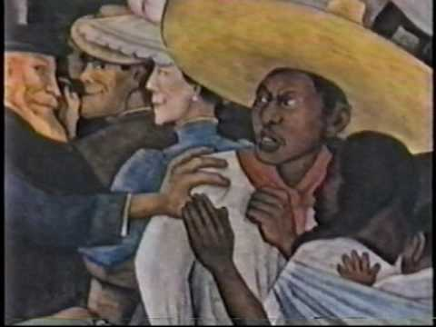 Mexican Muralists Youtube