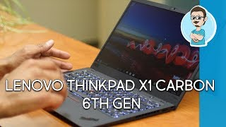 ThinkPad X1 Carbon 6th Generation | Unboxing & First Impressions!