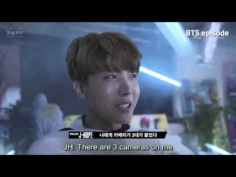 [ENG SUB] BTS episode- Fire MV behind the scenes