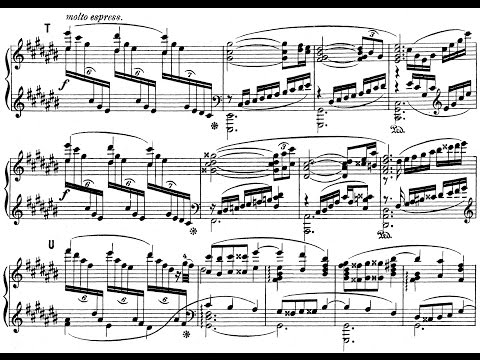 'Salome (Op.54)' by R. Strauss (Audio + Sheet Music)