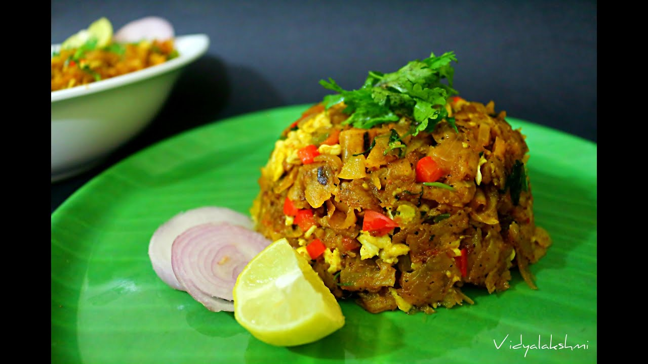 Kothu parotta recipe in tamil youtube forumfinder Image collections