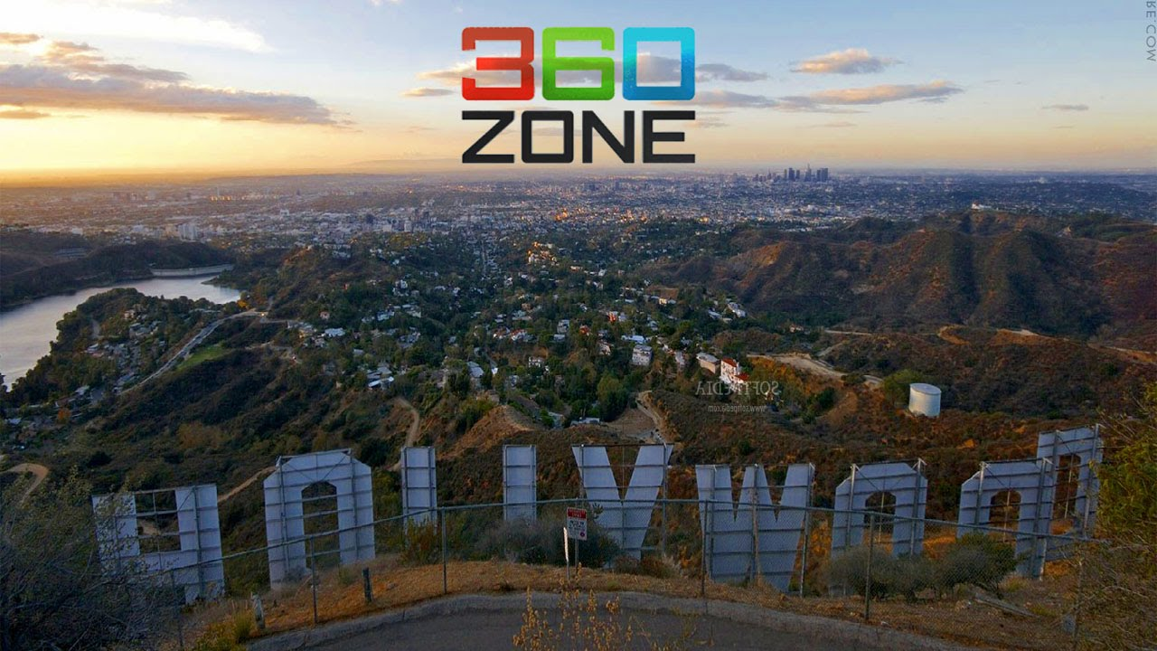 360 vr hollywood hills homes see beachwood drive houses for Property for sale in hollywood hills