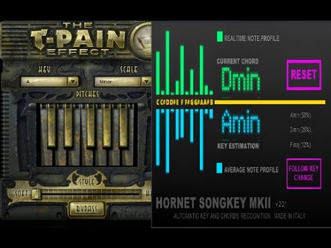 HoRNet | SongKey MKII Tutorial