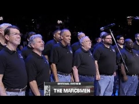 The Marcsmen - The Star Spangled Banner