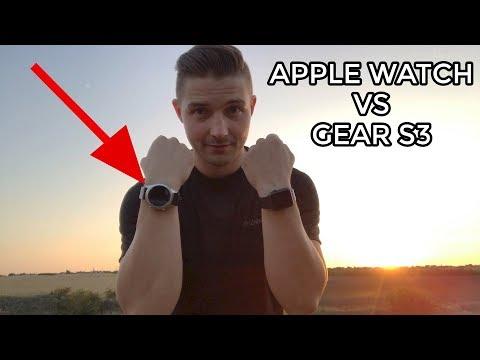 Okosóra futó teszt - Apple Watch vs Samsung Gear S3