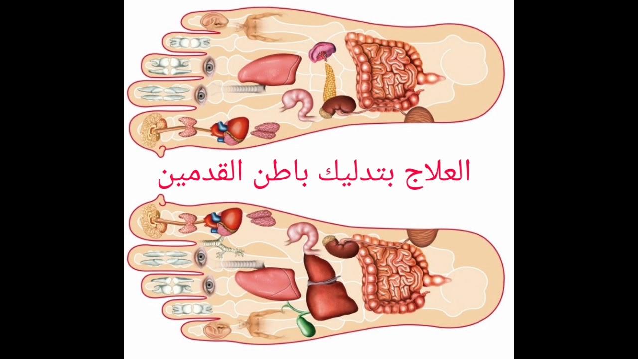 الشفاء عبر تدليك الأقدام حقيقة أم خيال مجلتك