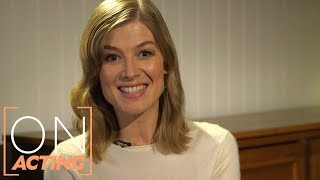 Mastering an American Accent | Rosamund Pike on Acting