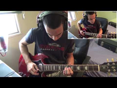 Pierce The Veil - One Hundred Sleepless Nights (original guitar cover)