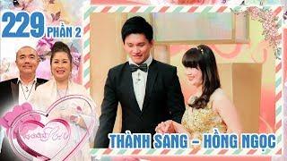 Hồng Vân 'tá hỏa' với cô vợ nửa đêm đánh chồng vì 'MỘNG GHEN'   Thành Sang - Hồng Ngọc   VCS #229 😱