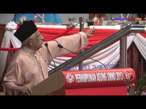 Usul Ucapan Dasar Presiden : Wakil Pulau Pinang Bahagian 2