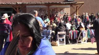 Native American Veterans Gourd Dance 2015 - Part 6