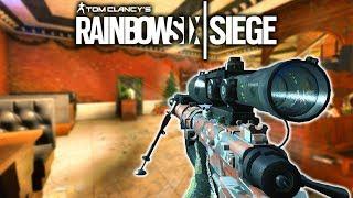 MIT GLAZ QUICKSCOPEN - Rainbow Six Siege [German/HD]