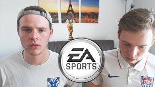 DEAR EA SPORTS FIFA ...
