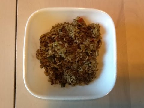 Creole Dirty Rice | Easy Rice Recipe | How To Make Dirty Rice