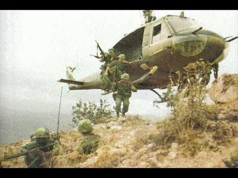 Vietnam War Music - Box Tops - The Letter