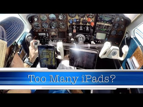 Flying With iPads, How Many Are Too Many?