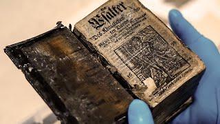 Обнаруженная книга ставит под сомнение происхождение людей. Самые необычные находки