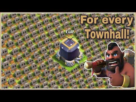 (HINDI) Best Dark Elixir Farming Base's For Everyone - Save Your Dark Elixir | clash of clans
