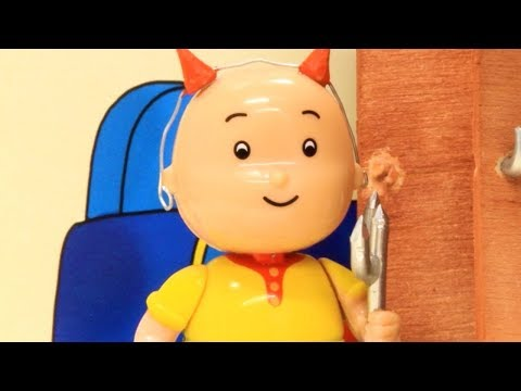 CAILLOU HALLOWEEN COSTUMES  Halloween 2017  Cartoons for kids  Funny Cartoons for Children