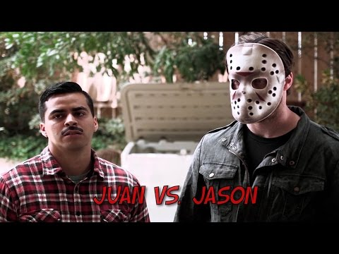 Juan vs. Jason - David Lopez