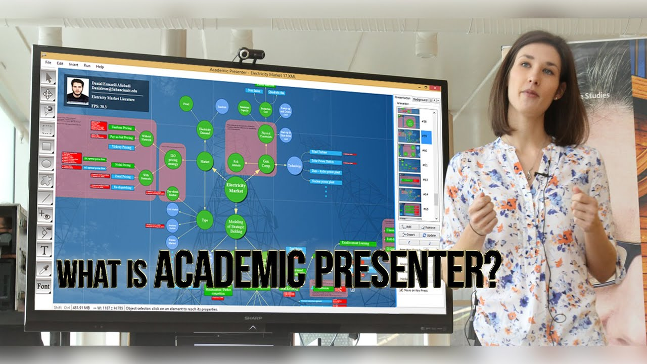 lecture 1 what is academic presenter youtube