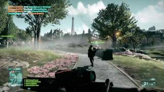 Battlefield 3: Operation Metro | Multiplayer Game Play