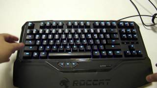 Roccat Ryos TKL Pro Gaming Keyboard Review (Video Game Video Review)