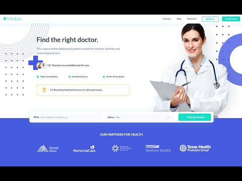 Building A Medical directory with ListingPro: Medical Pro Addon (overview)