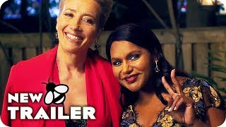 LATE NIGHT Trailer 2 (2019) Emma Thompson, Mindy Kaling Comedy Movie