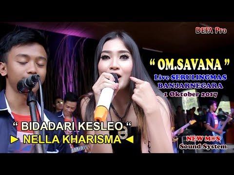 Bidadari Kesleo - NELLA KHARISMA OM.SAVANA Live Serulingmas Banjarnegara