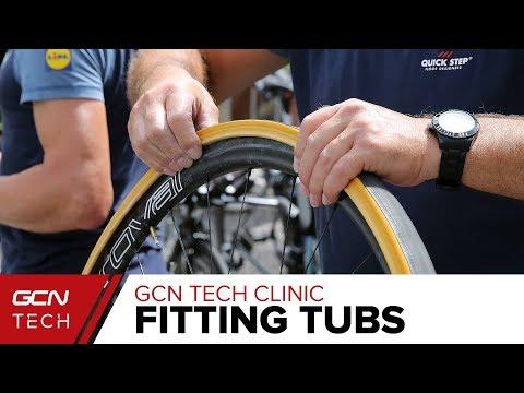 Tubular Tyres: Tape Or Glue?   The GCN Tech Clinic