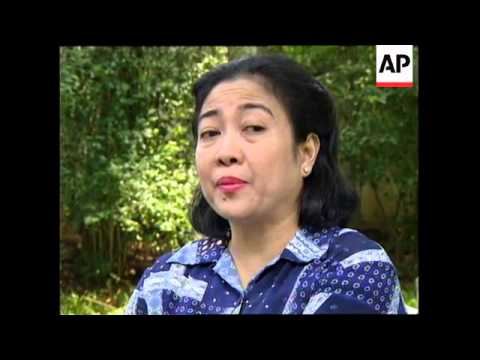 INDONESIA: OPPOSITION LEADER BLAMES GOVERNMENT FOR JAKARTA RIOTS