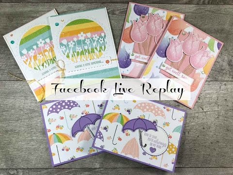 Facebook Live Replay 2.16.20