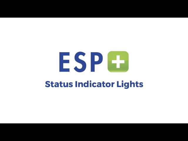 Video 2 - Status Indicator Lights