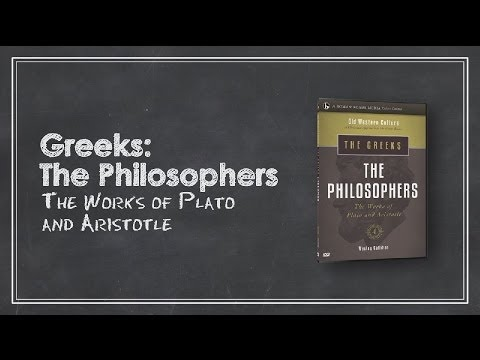 Greeks: The Philosophers | Homeschool video course trailer (Old Western Culture series)