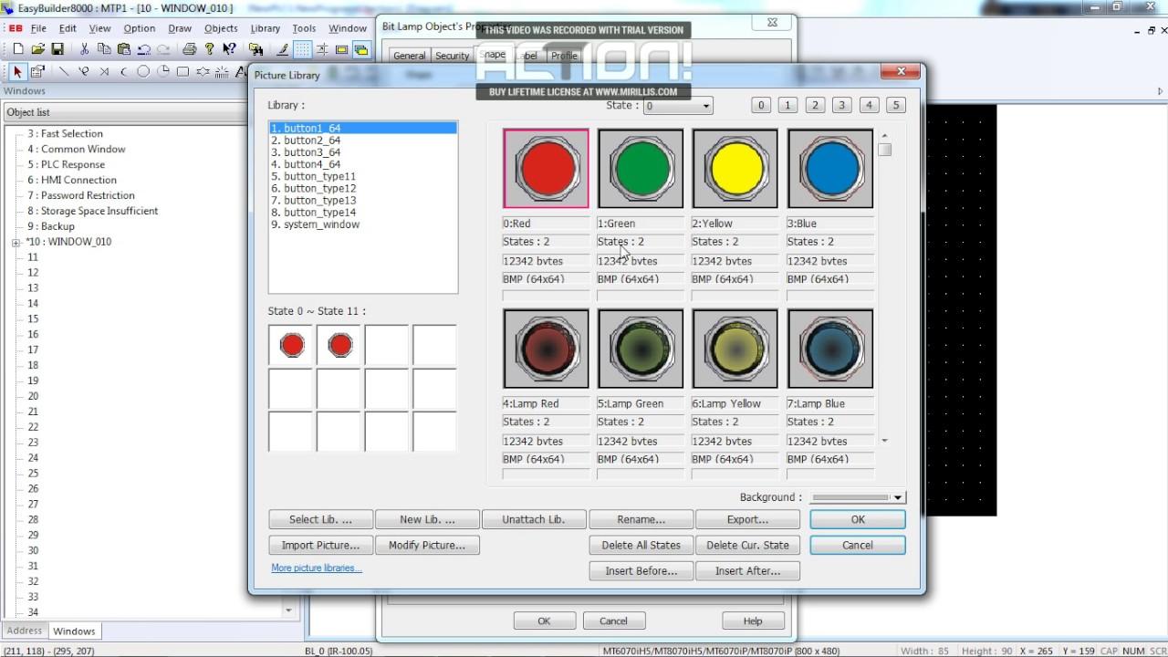 Tutorial Plc Omron Cp1e To Hmi Weintek Easy Builder Komunikasi Analog Dan Mendownload