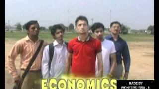 Sports gala ad of university of gujrat