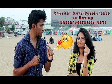 Chennai Girls Preference On Dating Beard/Beardless Guys | AJ And Srinivasan