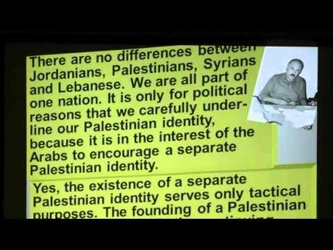 Dr Martin Sherman  Rethinking Palestine