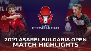 Дмитрий Овчаров vs Ruwen Filus | Bulgaria Open 2019 (R16)