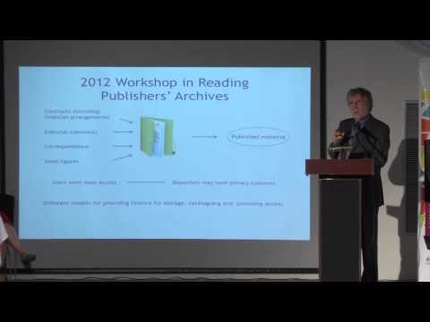 Action points carried forward – David Sutton, Principal Investigator, Diasporic Literary Archives Ne