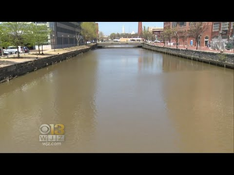 4M Gallons Of Sewage, Rainwater Overflow Into Jones Falls, Inner Harbor