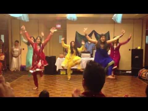 BEST Sangeet Dance Ever!