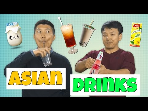 12 Drinks All Asians Love!