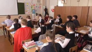 Интегрированный урок окружающего мира и литературного чтения в 4 классе. Учитель Новикова Е.В.